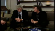 David Lynch and Donovan promote transcendental meditation in new stage show ENGLAND London David Lynch and Donovan Leitch along Donovan Leitch...