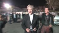 David Lynch at Capital Records at the Celebrity Sightings in Los Angeles at Los Angeles CA