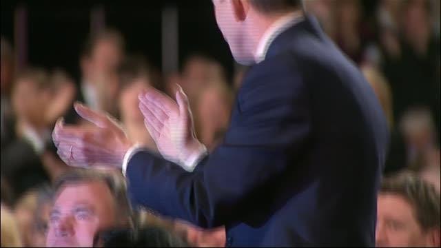 David Miliband interview LIB / TX Manchester PHOTOGRAPHY*** David Miliband hugging brother Ed Miliband