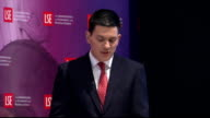 David Miliband Speech at The London School of Economics Centre left parties are losing working class voters to the far right and far left Just look...