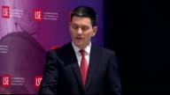 David Miliband Speech at The London School of Economics What has changed We need to look at economics politics and ideas After the fall of the Soviet...