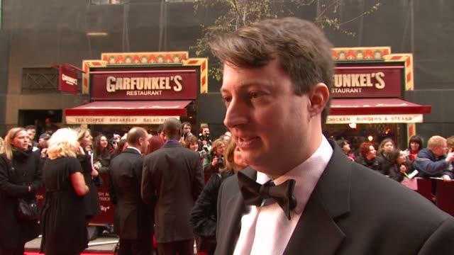 David Mitchell on pressure of being nominated having an 'award show face' British comedy what hes doing now and the future of 'Peep Show' at the...