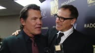 INTERVIEW David O Russell and Josh Brolin on working together and Josh presenting the award on having so much respect for set designers on memorable...