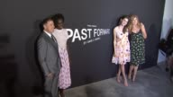 David O Russell Kuoth Wiel Allison Williams Connie Britton at Prada Presents 'Past Forward' by David O Russell Los Angeles Premiere in Los Angeles CA