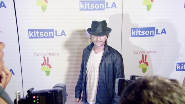 David Spade at the OmniPeace Launch Party Hosted by Courteney Cox at Kitson Men in Los Angeles California on June 21 2007
