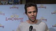 INTERVIEW David Walton on being a part of the event his family's favorite Disney character how he's spending the holidays at Disney On Ice Presents...