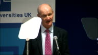 David Willetts speech at UUK **BEWARE David Willetts MP speech SOT As the HE sector grows it needs to continue to be open to new types of provider It...