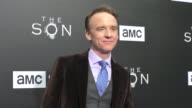 David Wilson Barnes at the Premiere Of AMC's 'The Son' on April 03 2017 in Hollywood California