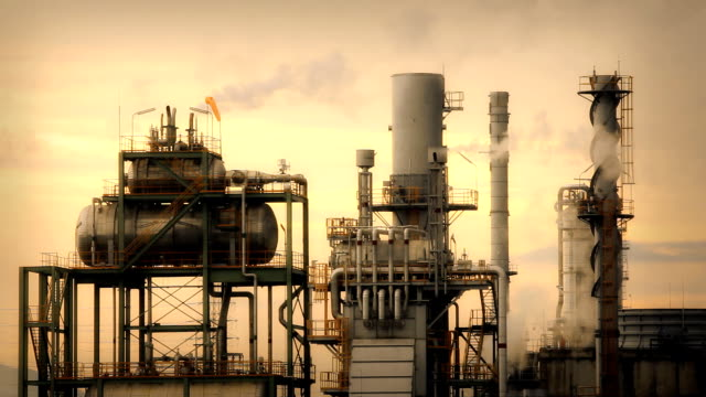 Dawn Oil Refinery