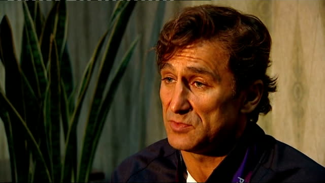 Day 7 Alex Zanardi interview Alex Zanardi interview SOT On being on the podium / being back at Brands Hatch / wanted to reach the end knowing he gave...