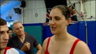 Day 7 Judo Karina Bryant wins bronze ENGLAND Surrey Camberley INT Sam Lowe LIVE interview SOT