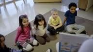 Daycare Storytelling