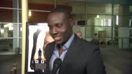 Dayo Okeniyi on being here on his new movie Hunger Games coming out at Gone Premiere on 2/21/12 in Los Angeles CA