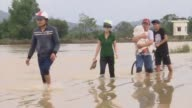 Days of unseasonably torrential rains have killed at least 24 people in central Vietnam authorities said on Monday inundating swathes of the region...