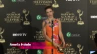 Daytime Emmy Awards Press Room at The Beverly Hilton Hotel on June 22 2014 in Beverly Hills California