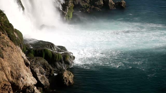 Düden Waterfall in Antalya