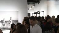 ATMOSPHERE De Re Gallery Casamigos Tequila Host The Opening Of Brian Bowen Smith's WILDLIFE Show at De Re Gallery on October 23 2014 in West...