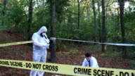 Dead body found in woods