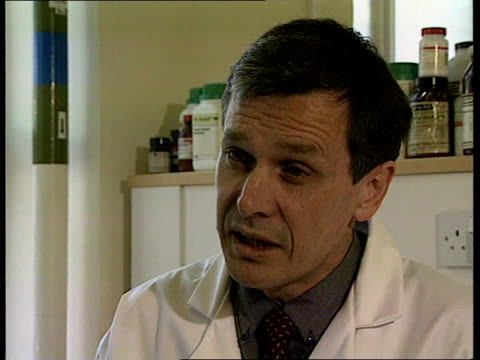 Deadly nerve gas in subway terrorist attack ITN ENGLAND Leeds CMS Dr Alistair Hay intvwd SOT Sarin is extremely effective in very small amounts / It...