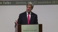 A deal struck between Iran and world powers will help make Israel safer says US Secretary of State John Kerry heading off criticism by the Jewish...