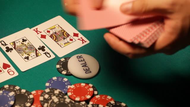 HD: Dealing cards