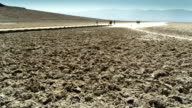 Death Valley at Bad Water time lapse