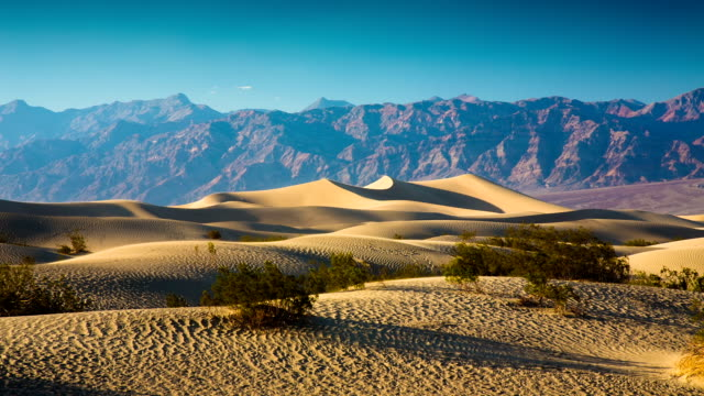 Death Valley Desert Dunes