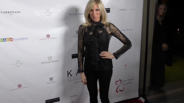 Debbie Gibson at The 2017 Open Hearts Gala at SLS Hotel on October 21 2017 in Beverly Hills California