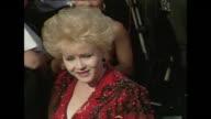 Debbie Reynolds arrival at Academy Awards 1994