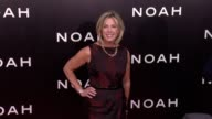 Deborah Norville at 'Noah' New York Premiere Arrivals at Ziegfeld Theater on March 26 2014 in New York City