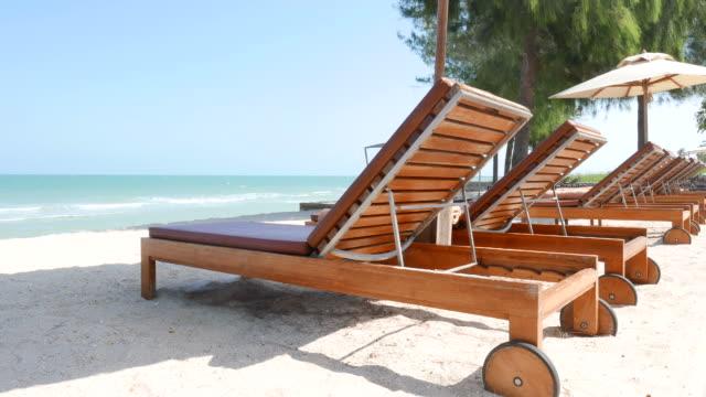 Deck beach