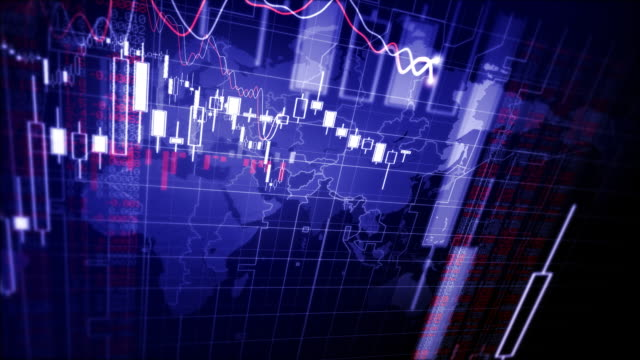 Declining Financial Charts Loop