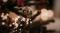Dekorierten Weihnachtsbaum