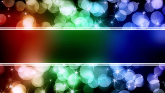 Arredamento delle particelle loop di sfondo