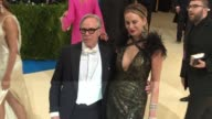 Dee Ocleppo Hilfiger and Tommy Hilfiger at 'Rei Kawakubo/Comme des Garcons Art Of The InBetween' Costume Institute Gala Arrivals at The Metropolitan...
