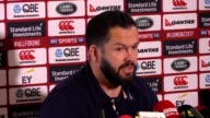 Defence coach Farrell was delighted to learn of Vunipola's frustrations insisting the Lions players must all feel hurt this week This comes after...