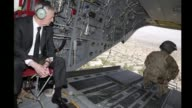 US Defense Secretary Jim Mattis arrives in Afghanistan on an unannounced visit an American defence official confirms hours after his Afghan...