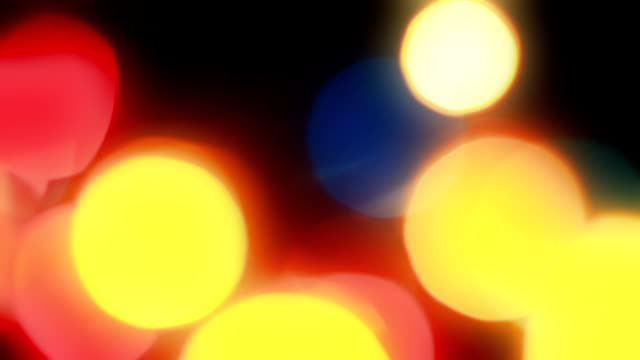 HD: Defocused Lights