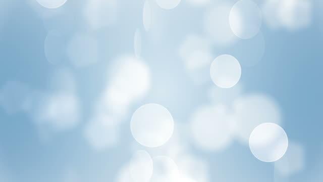 Unscharf Sky Partikeln (Endlos wiederholbar)