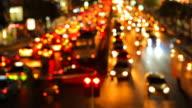 Defocused traffic