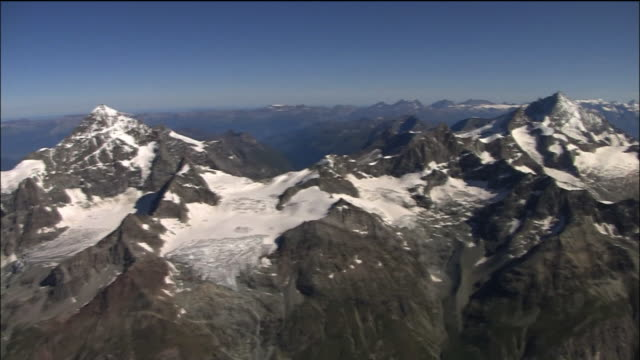 A 360 degree view from the Matterhorn summit
