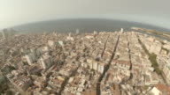 360 degree view of Havana from Drone