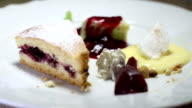 Delicious Dessert - dolly video