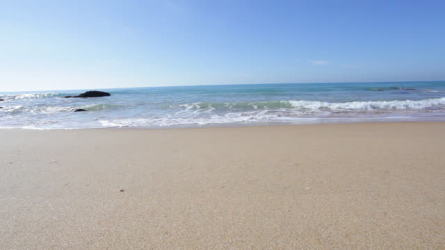 Delightful beach with nobody