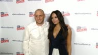 Demi Lovato and Shaul Schwarz at Beyond Silence Documentary Premiere A Be Vocal Speak Up for Mental Health Film at ArcLight Cinemas on February 22...