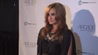 Demi Lovato at the ARCADE Boutique Hosts The Autumn Party Benefiting Children's Institute Inc at West Hollywood CA