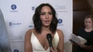 INTERVIEW Demi Lovato on being honored tonight why she is bringing awareness why is important for her to do what she has heard from people who...