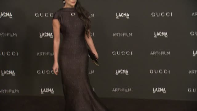 Demi Moore at 2014 LACMA ArtFilm Gala Honoring Barbara Kruger And Quentin Tarantino Presented By Gucci in Los Angeles CA