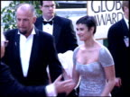 Demi Moore at the 1997 Golden Globe Awards at the Beverly Hilton in Beverly Hills California on January 19 1997