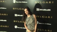 Demi Moore at the Bulgari Fundraiser Benefitting Save The Children And Artists For Peace Justice at Beverly Hills CA